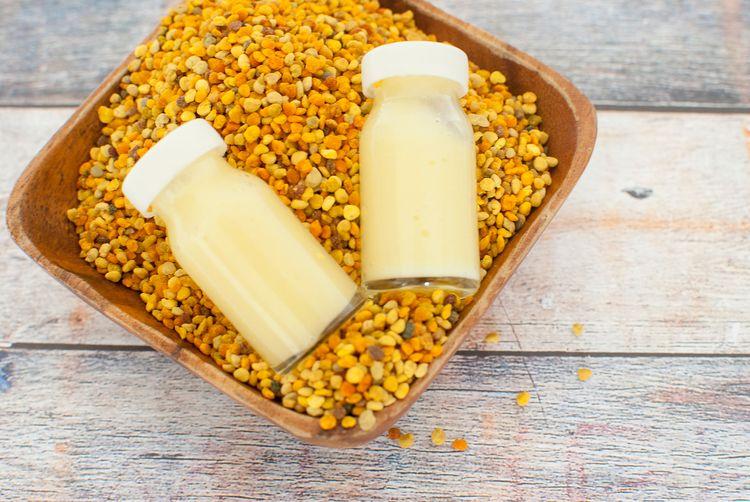 Маточное молочко для контроля уровня холестерина